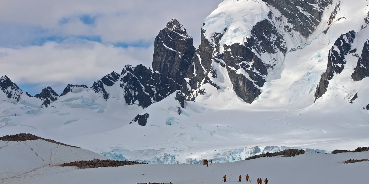 Landscape & Wildlife Photography: Antarctica