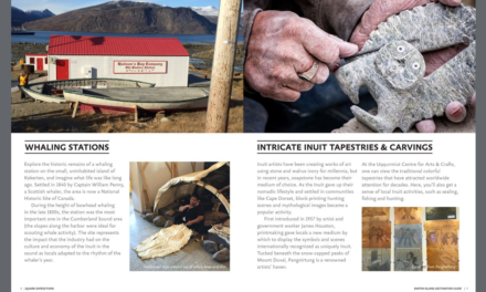 Baffin Island Destination Guide: Destination Marketing