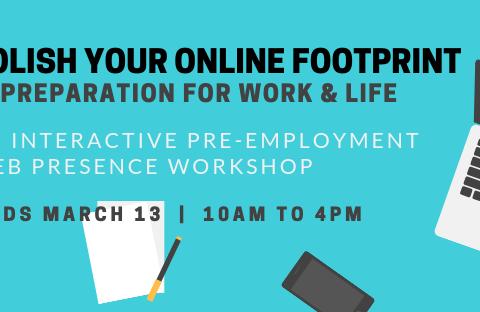Owen Sound Event: Interactive Web Presence Workshop