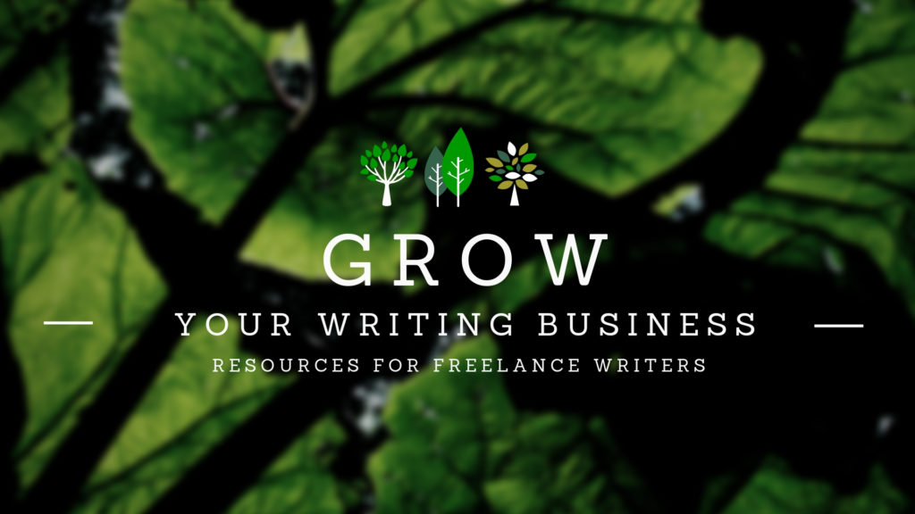 Grow your writing business with remote work and freelance writing resources and coaching by Miranda Miller.