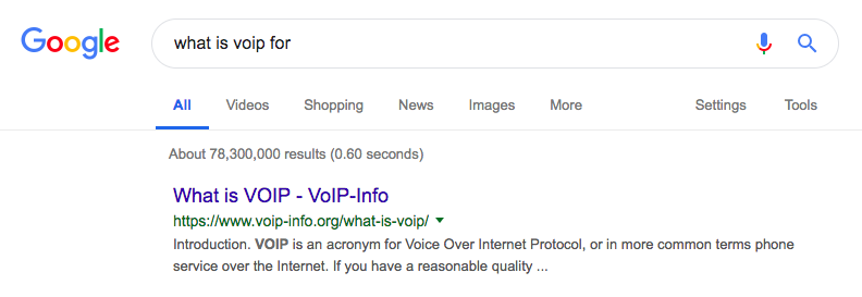 Optimize your content for position zero in Google Search results