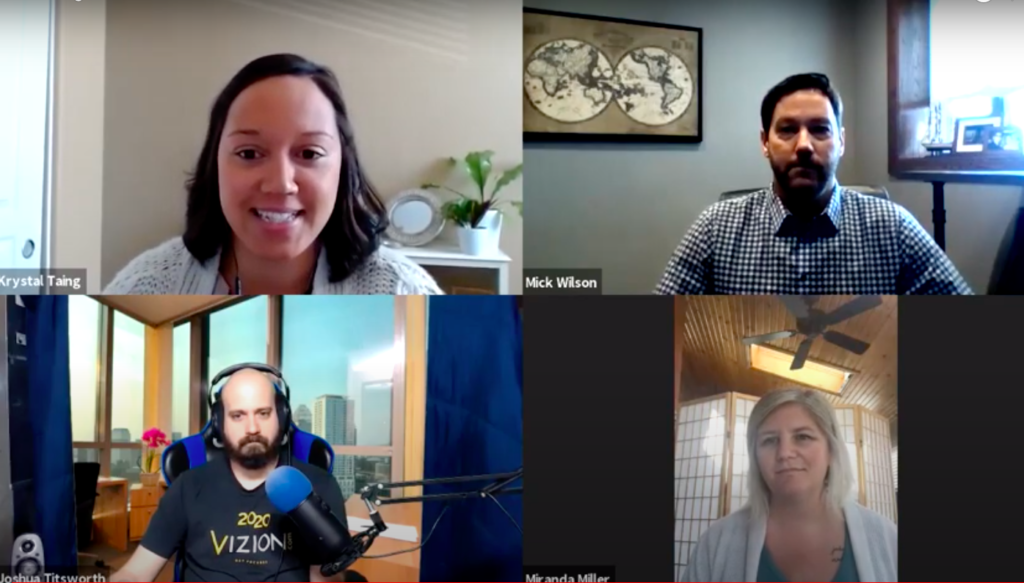 Planning for Post-COVID Success with search experts from Rio SEO, Vizion Interactive and Miranda-Miller.com